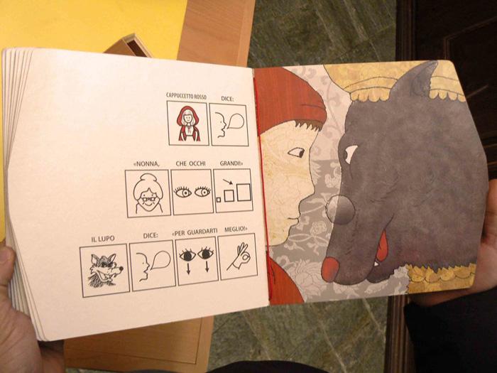 Libri accoglienti per bambini ipovedenti topipittori - Toddler libro da colorare ...