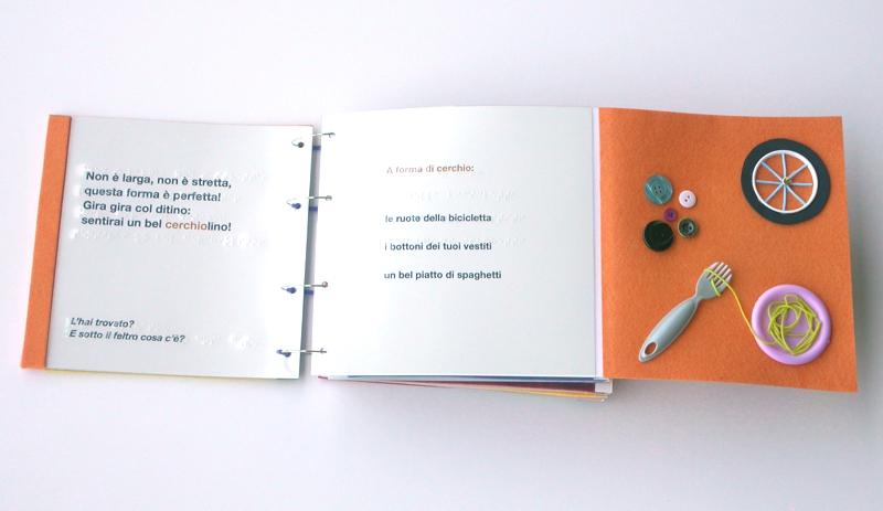 Eccezionale Esperienze / 6: Libri tattili e multisensoriali (seconda parte  IJ44